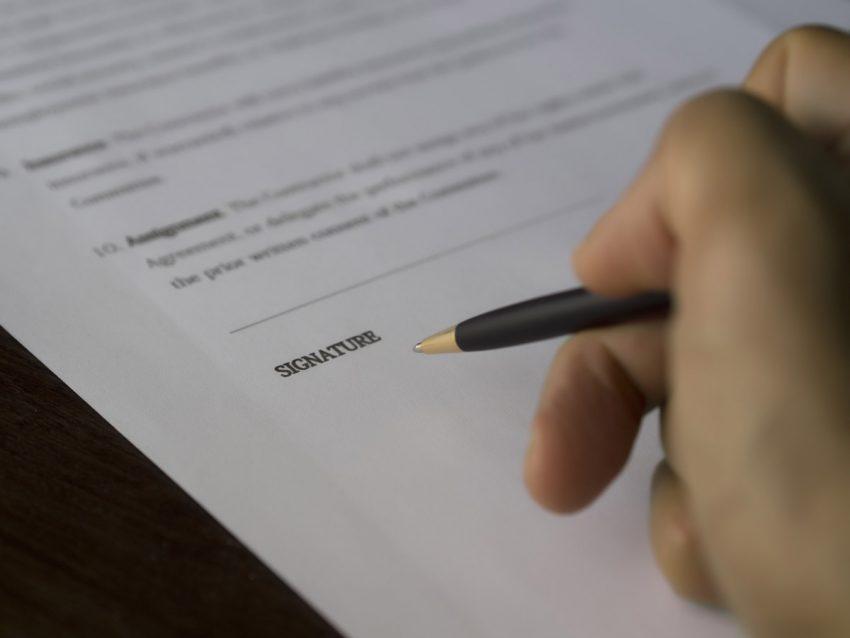 عقد اتفاق سند قابل للتحويل